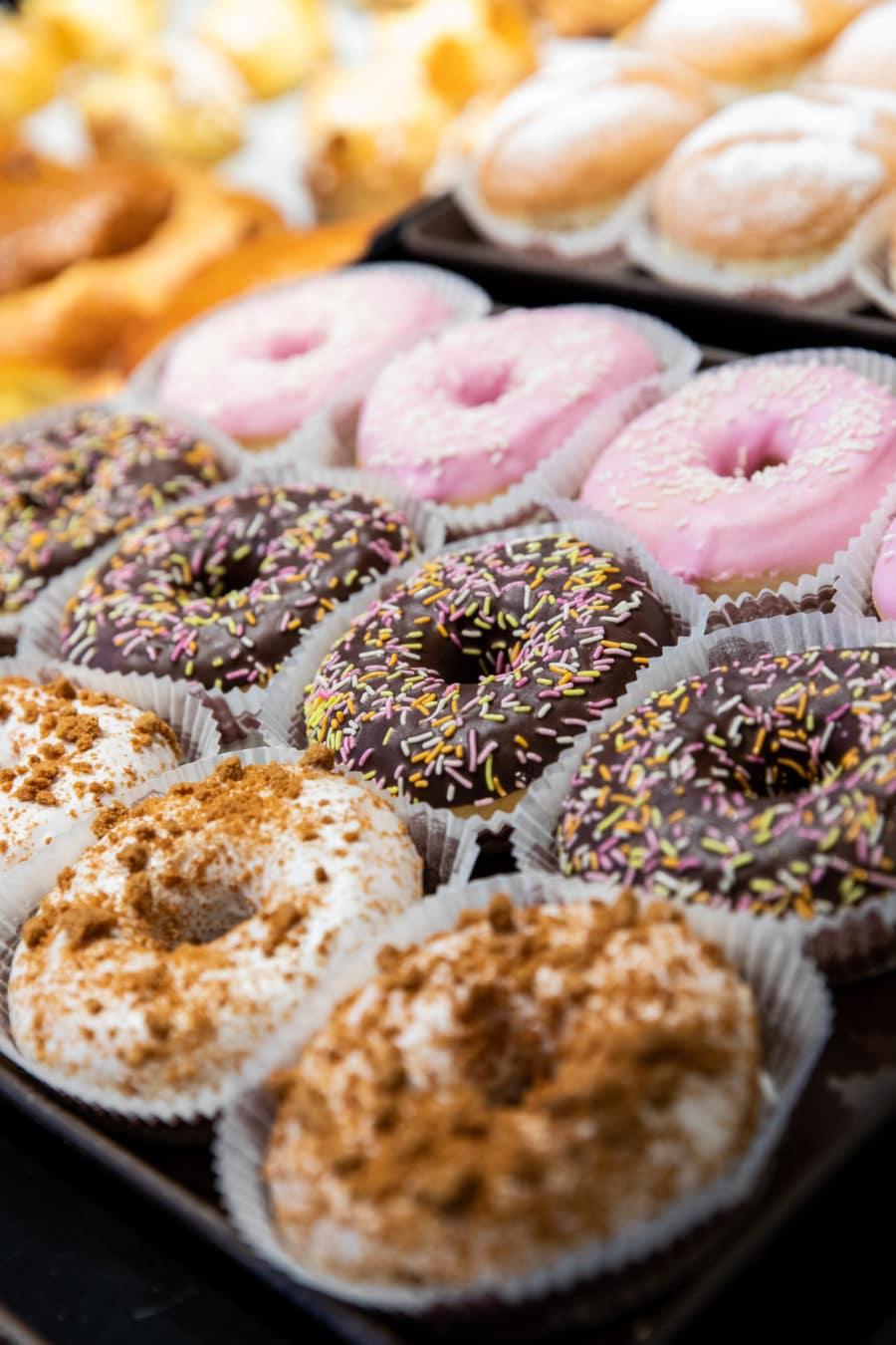 Cours De Cuisine Henin Beaumont snacking sucrés - donuts louise - boulangerie louise