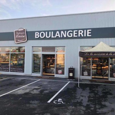 Boulangerie Louise De La Moisson A La Maison